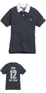 Polo musto STGBR GRAPHIC - NAVY STGBR0260