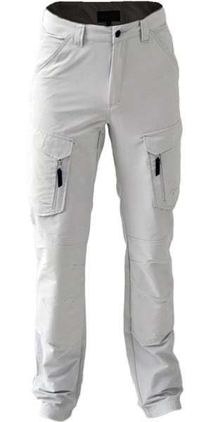 Musto Harbour UV Fast Dry vela pantaloni platino (84 cm) BSL4000