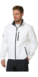 2019 Helly Hansen Crew Midlayer Jacket Helderwit 30253