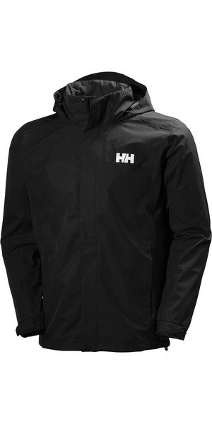 2019 Helly Hansen Dubliner Jacket Black 62643