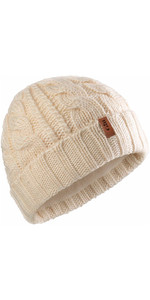 2018 Gill Cable Knit Beanie in tessuto vela HT32