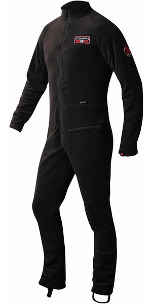 2016 Nookie ICEMAN Costume Thermal TH20 - Black Ice