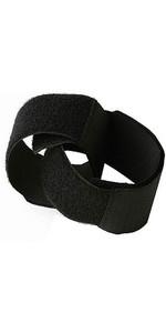 Mystic Velcro Legstrap Set Schwarz 061820