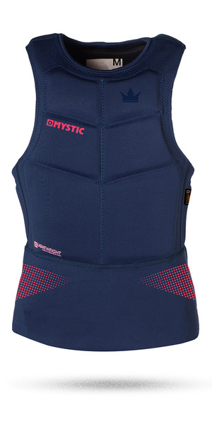 2016 Mystic Majestic D30 KITE Impact Weste NAVY 140290