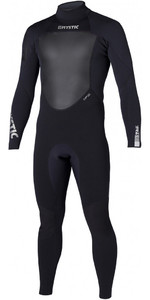 Mystic Star 3/2mm Gbs Back Zip Wetsuit Zwart 140140