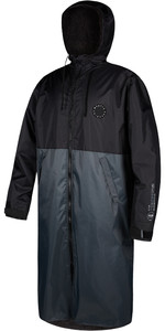 2020 Mystic Deluxe Explore Poncho / Change Robe 210093 - Black
