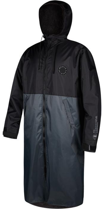 2020 Mystic Deluxe Explore Poncho / Change Robe 210093 - Black