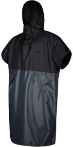 2020 Mystic Deluxe Poncho / Mudança Robe 210094 - Preto