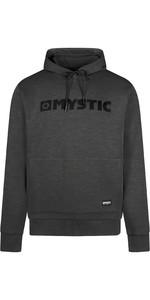 2021 Mystic Mens Brand Hood Sweat 210009 - Asphalt Melee