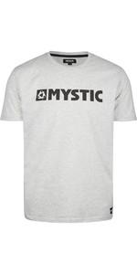 Acquista T-shirt Da Uomo Di Brand Mystic 190015 - Asphalt Melee