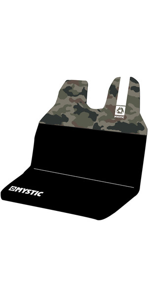 2018 Mystic Car Seat Funda - Doble - Negro / Camo 150340