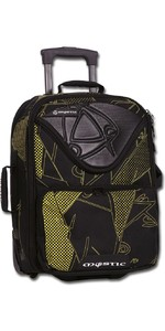 Mystic Flight Bag 33L Yellow / Black