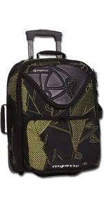 Mystic Flight Bag 33L Geel / Zwart