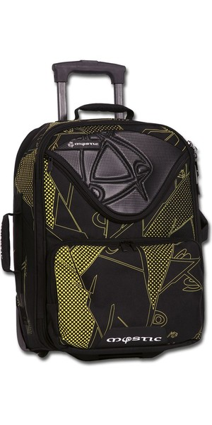 Mystic Flight Bag 33L Gelb / Schwarz