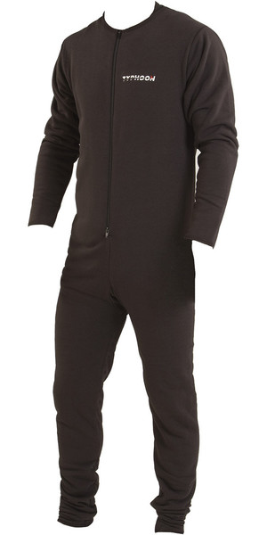 2018 Typhoon Light Drysuit leggero nero 200101