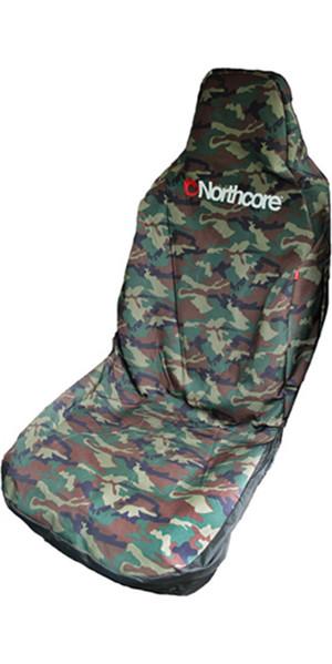 2018 Northcore Funda de asiento de coche resistente al agua CAMO NOCO05B