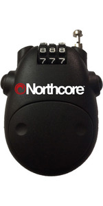 2020 Northcore Viper-X 2G Luggage Travel Lock NOCO13B