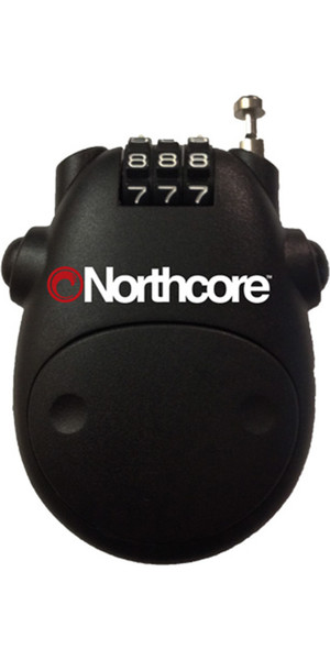 2020 Northcore Viper -x 2g Gepäck Reiseschloss Noco13b