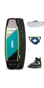 2021 Jobe Vanity Wakeboard & Maze Bindings Package 278821002