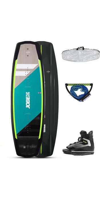 2021 Jobe Vanity Wakeboard & Maze Bindings Package 278821002