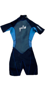 Gul Response 3/2mm Ladies Shorty Wetsuit Pewter / Black RE2301