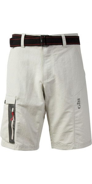 2019 Gill Race Shorts SILVER RS08