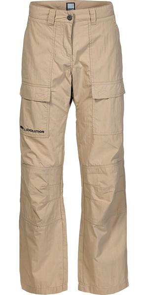 Pantaloni da navigazione Musto Ladies Evolution Fast Dry LIGHT PIETRA LEGGERA LUNGA SE1560