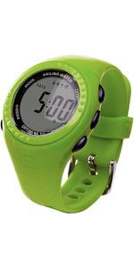 2021 Optimum Time Series Voile 11 édition Ltd Montre Verte 1128