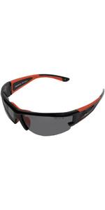 2020 Gul Cz Corrida Flutuante óculos De Sol Preto / Vermelho Sg0002