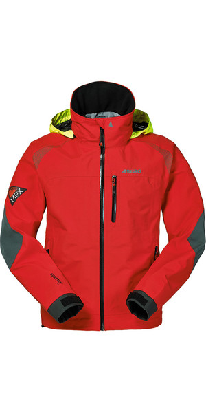 Musto MPX Race Jacket in Red SM0022 WAREHOUSE 2ND