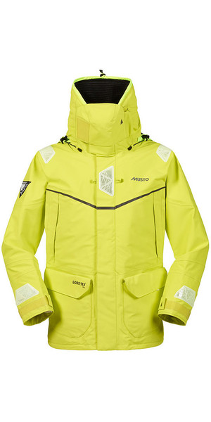 Musto MPX Offshore Jacket Sulfur SM1513
