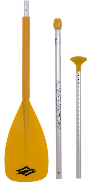 "Paddle SUP da 8,5 ""regolabile in lega per adulti Naish SPORT 3-PIECE"