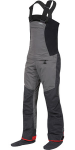 2020 Nookie Pro Bib Single Waist Dry Trousers Charcoal Grey TR11