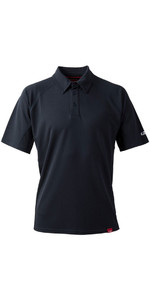 2018 Gill Hommes UV Tec Polo Top NAVY UV002