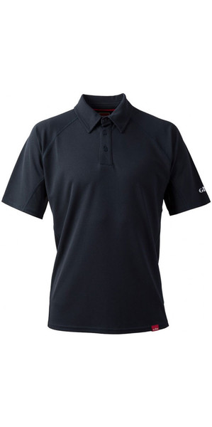 2018 Gill Herren UV Tec Polo Top NAVY UV002