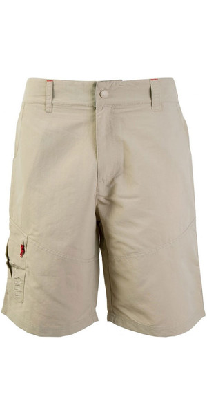 2018 Gill Mens UV Tec Shorts KHAKI UV005