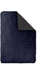 2020 Voited Recyceltes Fleece Outdoor Camping Kissen Decke V20un01blflc - Dunkle Navy