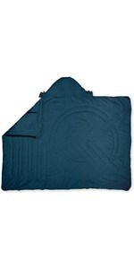 2020 Voited Recycled Ripstop Travel Blanket V20UN01BLPBT - Legion Blue