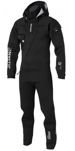 2019 Drysuit Neoprene Frente Drysuit Mystic 4mm PRETO 140005 2ND