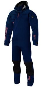 Mystic Vulcanic Drysuit mm Neopren- Drysuit Reißverschluss Drysuit NAVY 140005
