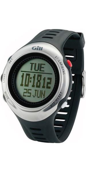 Gill Regatta Master Uhr SCHWARZ W012