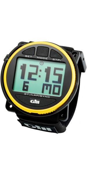 2018 Gill Regatta Race Timer Uhr Gelb / Schwarz Tasten W014