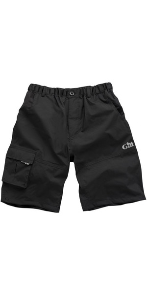 2018 Gill Waterproof Sailing Shorts in GRAPHITE 4361