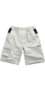Gill Waterproof Sailing Shorts in Silver 4361