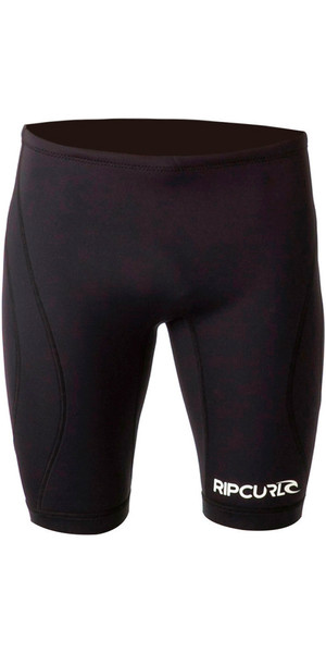2019 Rip Curl JUNIOR 1mm Dawn Patrol Neopren-Shorts Schwarz WSH5EB