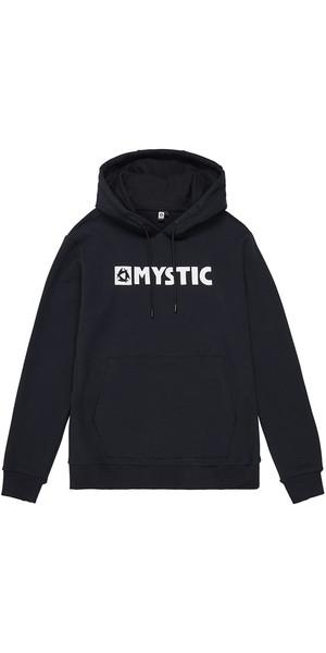 2018 Mystic Mens Brand Hoody Caviar 190005