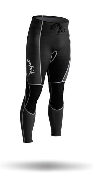 Zhik Microfleece pantalones de neopreno de 1 mm negro PANT550