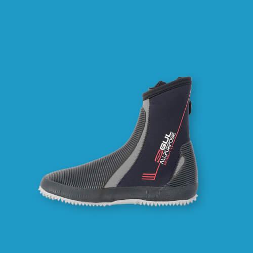 Calzado de kayak
