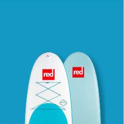 Ausblasbare SUP Boards
