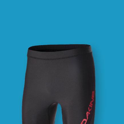 Tops y Shorts de Neopreno